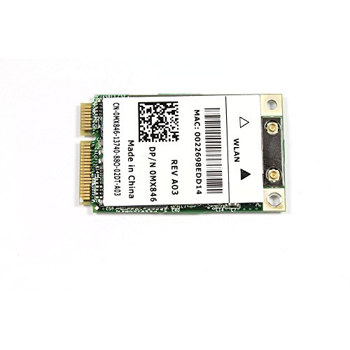 Dell XPS M1730 Wifi Wireless Card MX846