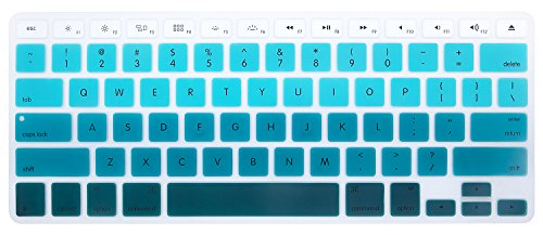 HRH Gradient Keyboard Silicone MacBook product image