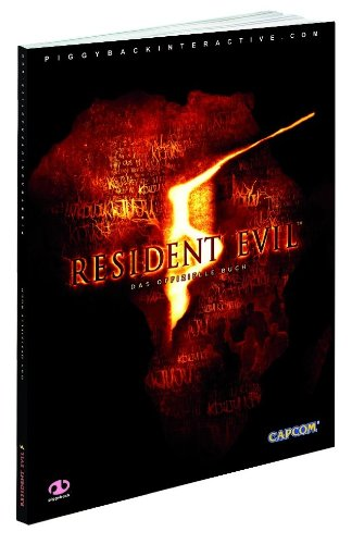Resident Evil 5 (Lösungsbuch Limited Edition)