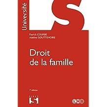 Droit de la famille (Université) (French Edition)