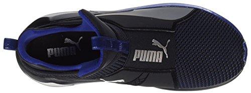 Velvet Puma Mujer Fierce Interior Para Zapatillas Negro icelandicblue Deportivas Vr black 5f4fqw