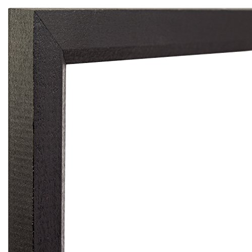 UPC 765294448289, Craig Frames 7171610BK Wood Grain Finish 15 by 27-Inch Picture/Poster Frame, 0.825-Inch Wide, Solid Black
