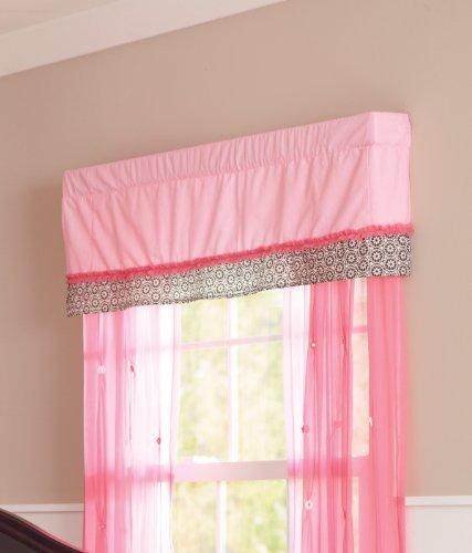 Kidsline Top Sheet - Summer Infant Window Valance, Juliette
