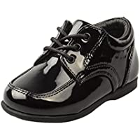Josmo Baby Boy's First Steps Walking Dress Shoe (Infant, Toddler)