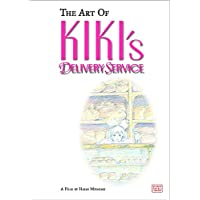 Deals on The Art of Kikis Delivery Service Hardcover