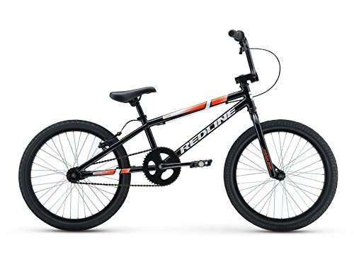 Redline Roam Kid's Neighborhood BMX Bike, Black