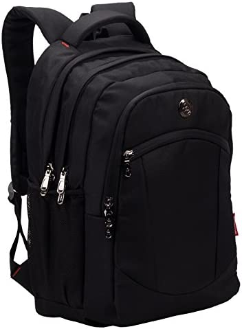 COSMUS Multipurpose Backpack Bag – Cosmus Madison Black 33L waterproof Bag With laptop compartment