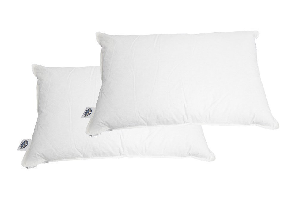 Pacific Coast Touch of Down Pillows - Featured in Many Hilton Hotels - Set of 2 (Standard)
