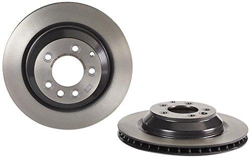 Brembo 09.9871.11 UV Coated Rear Disc Brake Rotor ()
