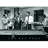 Rat Pack - Playing pool Sinatra Poster 34 x 24 inches ( 86.5 x 61 cm )