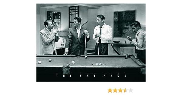 The Rat Pack (Pool) - Póster Máxi - 61cm x 91.5cm: Amazon.es: Hogar