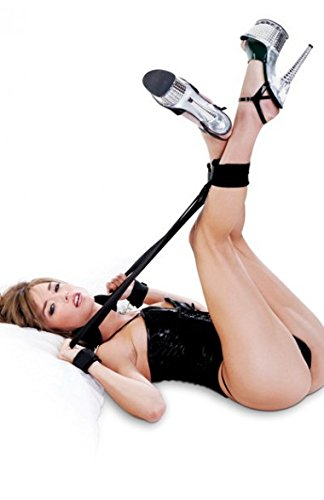 Pipedream Products Fetish Fantasy Series Position Master With Cuffs Black