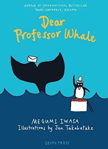 Image of Dear Professor Whale