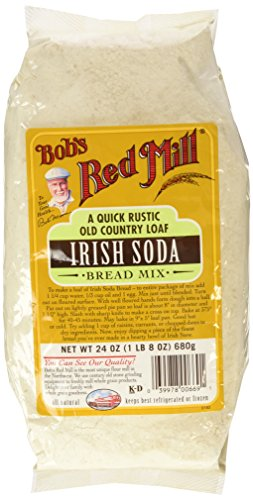 Bob's Red Mill Bread Mix Irish Soda, 24-Ounce