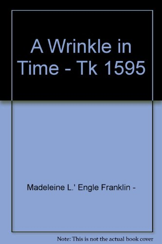 A Wrinkle in Time by Madeleine L?Engle
