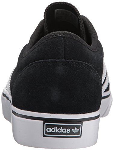 adidas Originals Men's ADI-Ease, White/core Black, 4 M US by adidas Originals (Image #2)