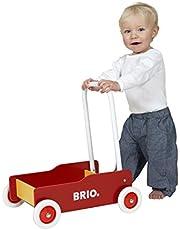 Brio 31350 - Lauflernwagen rot-gelb