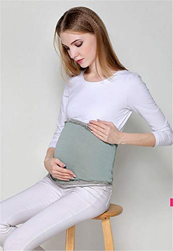 Silver Ion Fiber Anti-Radiation Maternity Clothes Protection,Four Seasons to Wear, Washable,Great Gift for Kids and Wife (Adults)