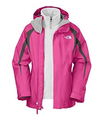 Amazon.com: The North Face Mountain View Triclimate Jacket