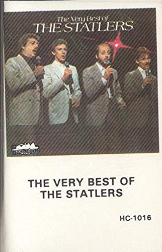 STATLER BROTHERS: The Very Best of the Statlers -28223 Cassette Tape (The Very Best Of The Statler Brothers)