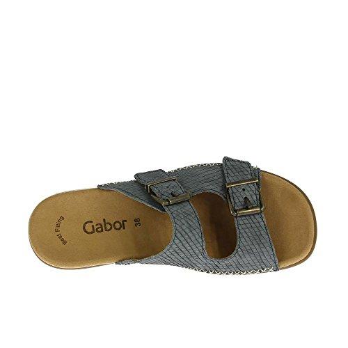 Gabor Sandalias Ashby 23.701.89 Cobra Nubuck cobra