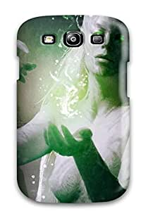 Tpu Case Cover Compatible For Galaxy S3/ Hot Case/ The Demon Ice Queen