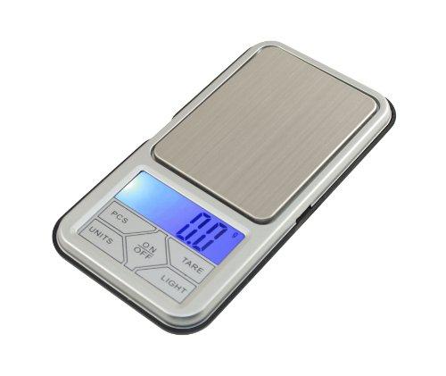 (American Weigh Scale Amw-cp4-650 Digital Pocket Scale, Black, 650 X 0.1 G)