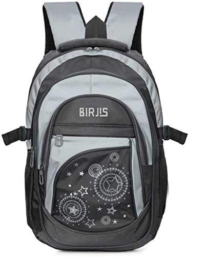 BJS111G Waterproof Laptop Backpack   Grey  30 L