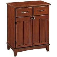 Home Styles 5001-0072 5001 Series with Medium Cherry Wood Top Buffet, Medium Cherry, 29-1/4-Inch