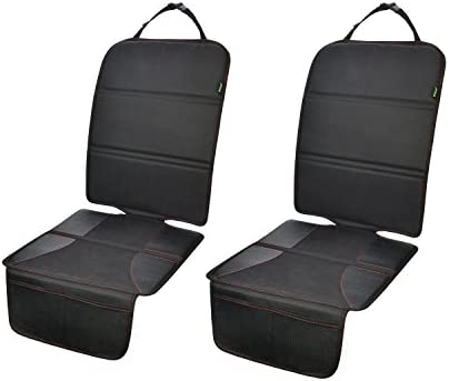 Protector Child Carseat Protection Leather product image