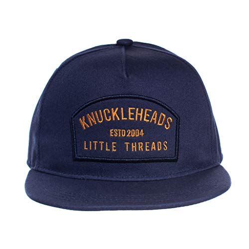 - Knuckleheads Clothing Baby Boy Infant Trucker Sun Hat Toddler Mesh Baseball Cap Navy KH L 56 cm 6 Years and up