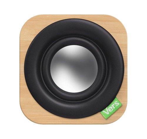 Vers Audio Q102 1Q Bluetooth Sound System (Bamboo)