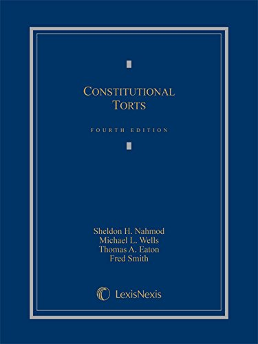 Constitutional Torts, 2015