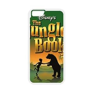 iPhone 6 Plus 5.5 Inch Cell Phone Case White Jungle Book 008 JSY4190945KSL