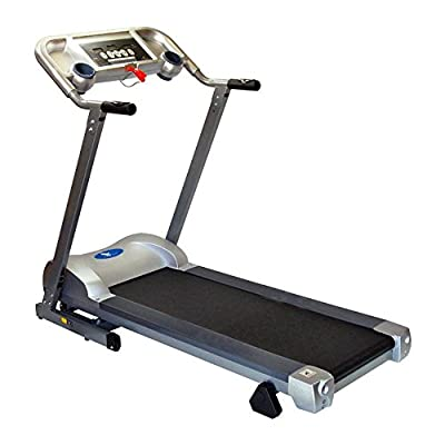 Phoenix 98836 Easy Up Motorized Treadmill (Silver/Black)