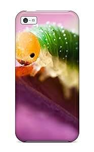 Premium Tpu Beautiful Photography Cover Skin For Iphone 5c