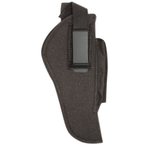 Galati Gear Extra Mag Nylon Holster - 4 1/2 to 5 1/2 Inch Barrel Autos GLEM5 - Left Handed Galati Gear