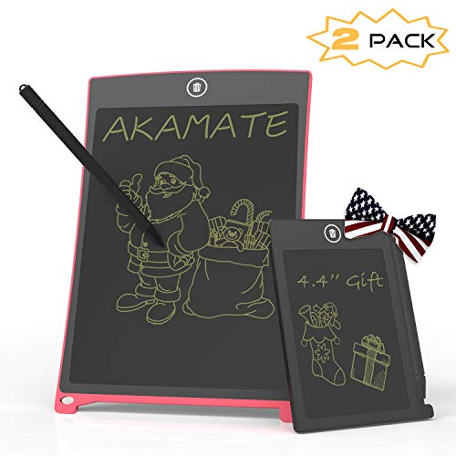 "AKAMATE 8.5"" LCD Writing Tablet, Electronic Writing Drawing"
