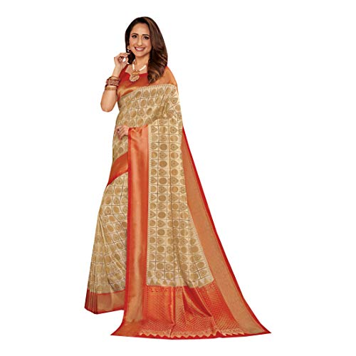 Latest Indian Traditional Festive Party wear Silk Sari for Women Saree with Blouse piece Designer collection 7918 (Best Designer Saree Collection)