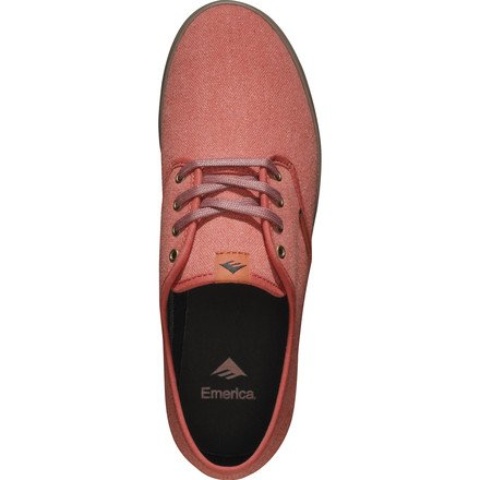 Emerica Skateboard Gum Orange shoe The Wino Men's 0qx8wr0C