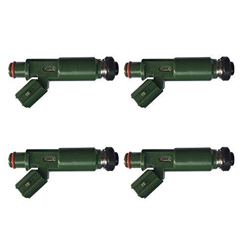 4PC Fuel Injectors For 2000-2002 Chevrolet Prizm | 2003-2006 Pontiac Vibe | Toyota 2000-2005 Celica & 2003-2006 Matrix & 1995 2000-2005 MR2