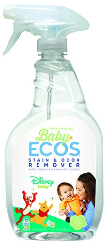 Earth Friendly Products Baby Ecos Disney Stain and Odor Remover, 22 Ounce (Pack of 2) (Earth Friendly Products Ecos Laundry)