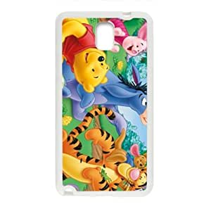Disney happy animals world Cell Phone Case for Samsung Galaxy Note3