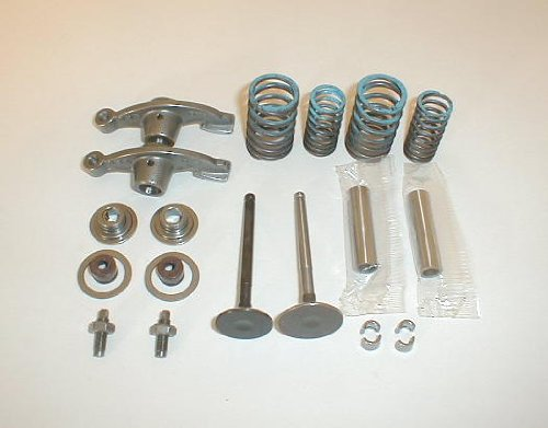 Honda Z50 Stock Head Valve kit Z 50 OEM Replacement !!