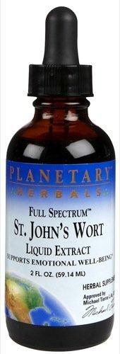 Planetary Herbals, spectre
