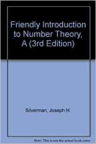 FRIENDLY TO INTRODUCTION NUMBER THEORY