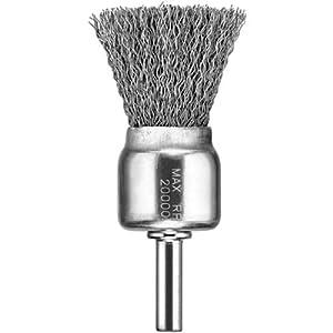 DEWALT DW4901 1-Inch Crimped End Wire Brush