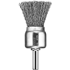 DEWALT Wire Brush, Crimped, 1-Inch (DW49...