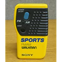 Sony SRF-8 Sports Walkman FM/AM Hand Held Radio