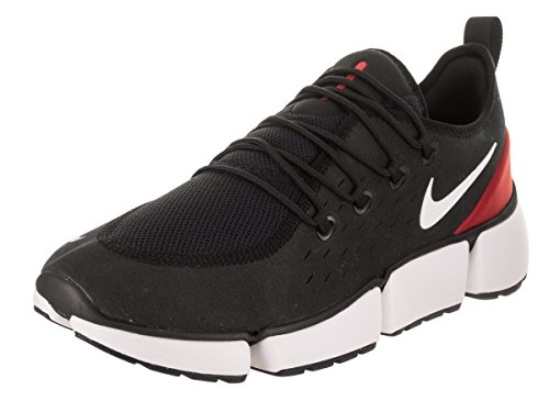 Mesh Nobuc 41 Sneakers Uomo Nero Pocket EU Fly Nike DM qUnAI4Uw